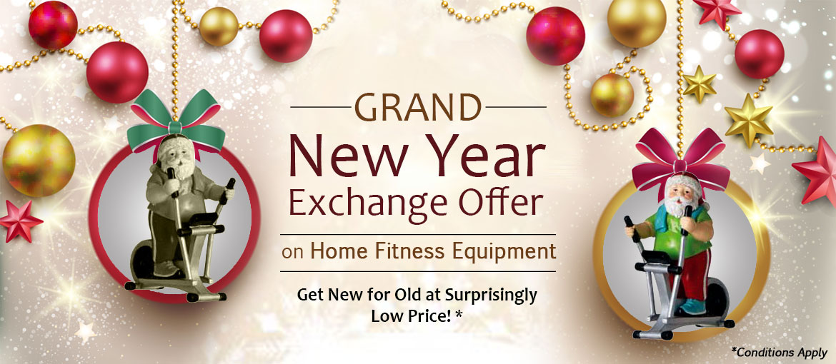 Fitness Equipment Exchange Offer