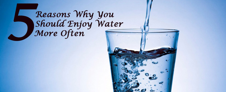 Why Should You Drink Water Ona Regualr Basis
