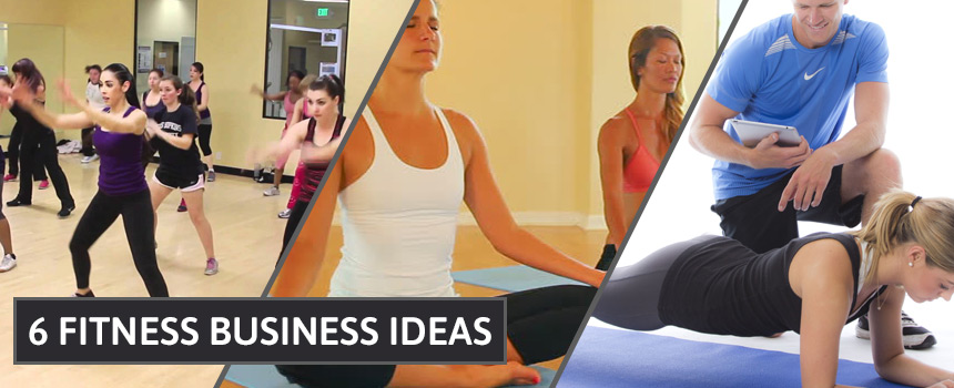 fitness bussiness