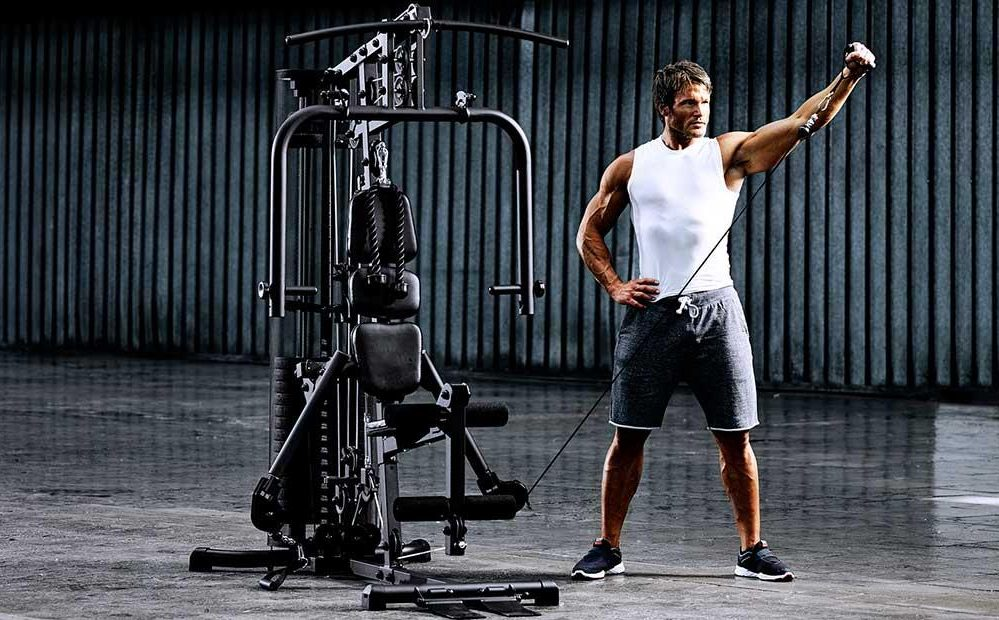 Top 6 Benefits of Having a Multigym Equipment at Home - Fitnessworld