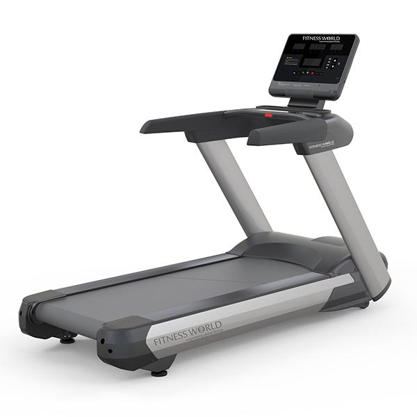 Lucca Digital Commercial Motorized Treadmill