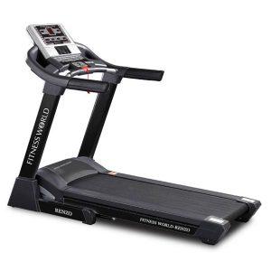 Fitness World Renzo Motorized Treadmill