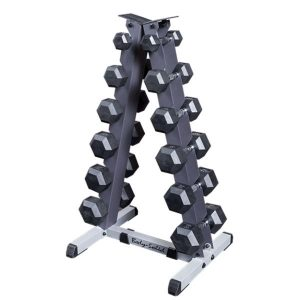 GDR 44 -Vertical 2- Tier Dumbbell Rack