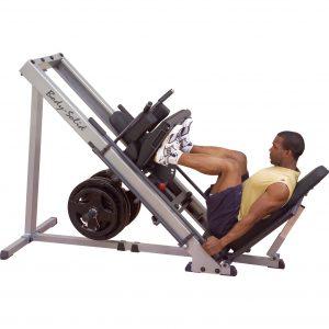 GLPH1100- LEG PRESS / HACK SQUAT MACHINE