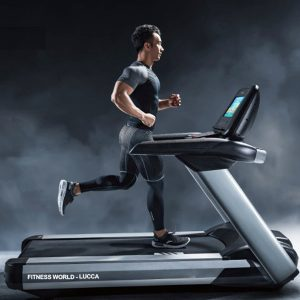 Lucca Digital Commercial Motorized Treadmill