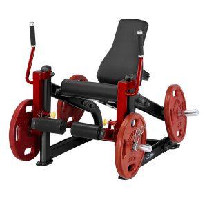 PLLE- PLATELOAD – LEG EXTENSION MACHINE