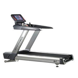 Q7 Digital Commercial Motorized Treadmill