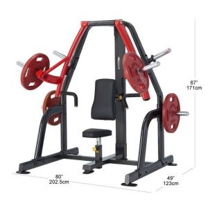 Seated Chest Press Machine (PSBP)