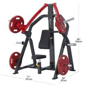 Seated Incline Press Machine (PSIP)