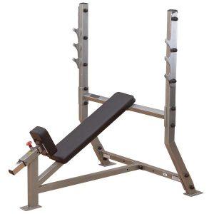 SIB-359G+SPS-12- Pro Club Line Inline Olympic Bench
