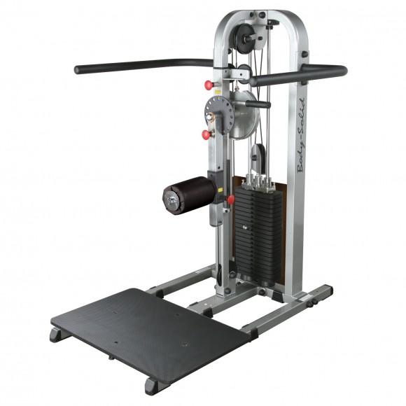 SMH-1500G/2- PRO CLUB LINE MULTI-HIP MACHINE