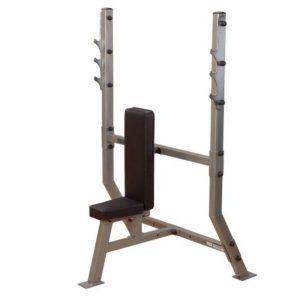 SPB-368G- Pro Club Line Olympic Shoulder Press Bench