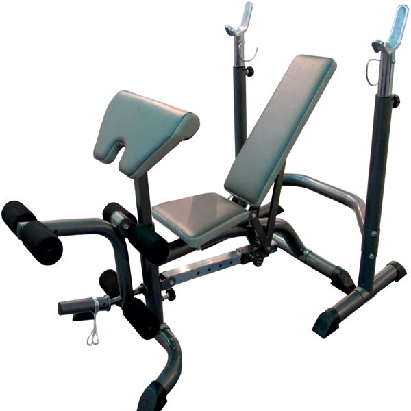 FITNESS WORLD – MULTI FUNCTIONAL OLYMPIC BENCH