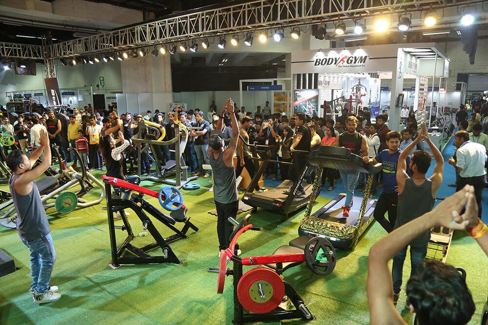 Fitness India 2018