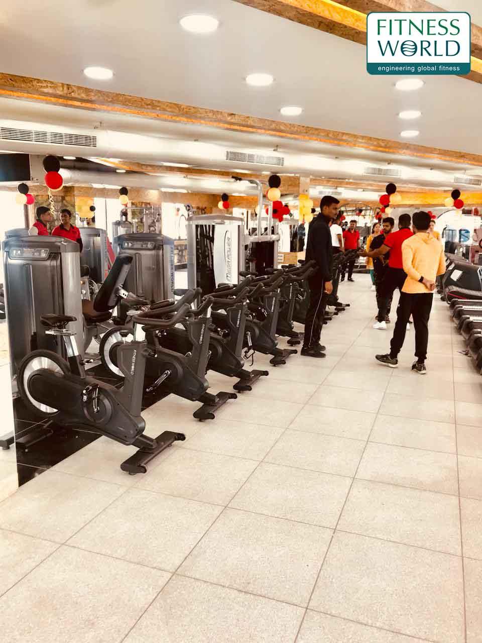 Gymsetup, Ahmedabad