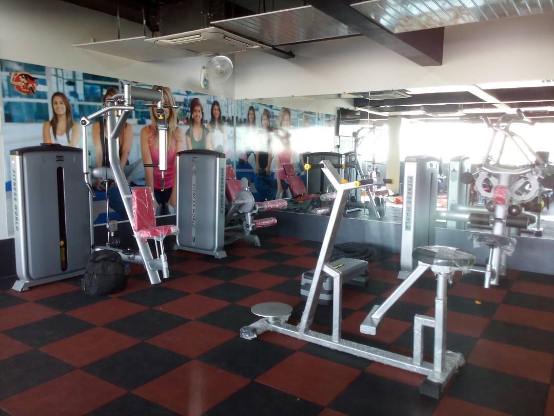 Heartbeat Gym, Mumbai