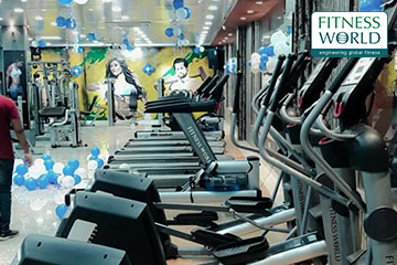Lion Fitness Gym & Spa, Jammu