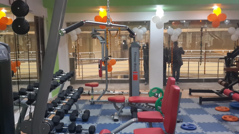 Boss The Gym, Ghaziabad