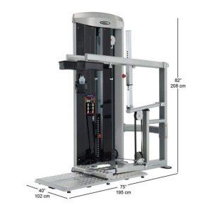 MCP 2200 Lunge / Calf Press