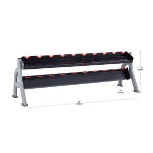 NMDR2 Mechanics Dumbbell Rack