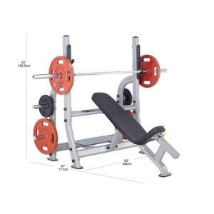 NOIB Olympic Incline Bench