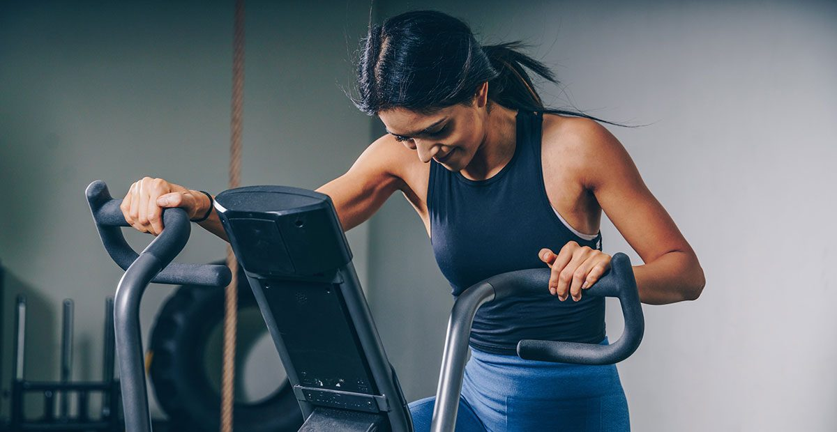 Image result for HIIT on cardio machines