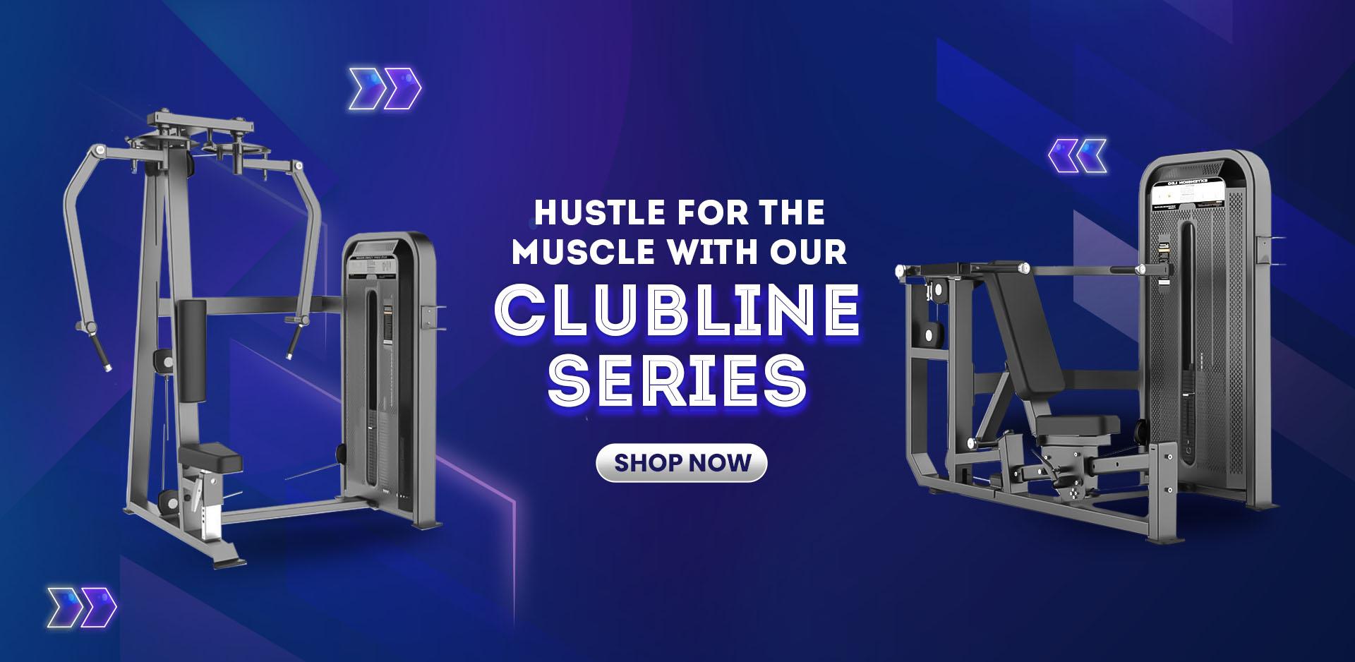 Clubline Series Banner