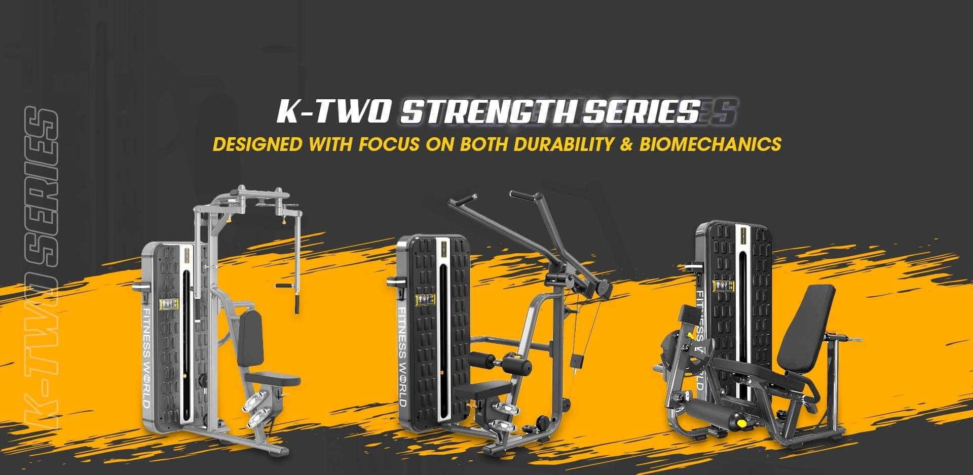 K-Two Strength Series Banner
